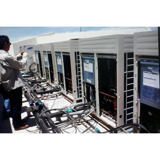 วิศวะแอร์เอ็นจิเนียริ่ง จก บริษัท - บริการงานติดตั้งระบบ VRV และ VRF