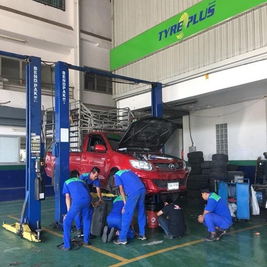 บริการเปลี่ยนยางรถยนต์ สระบุรี บริการเปลี่ยนยางรถยนต์ สระบุรี