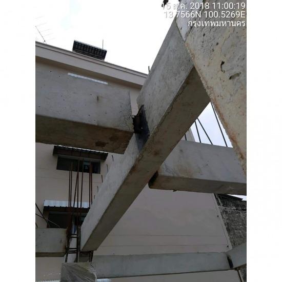 คานคอนกรีตสำเร็จรูป คานคอนกรีต  ผนังคอนกรีต  วัสดุก่อสร้าง  อุปกรณ์ก่อสร้าง