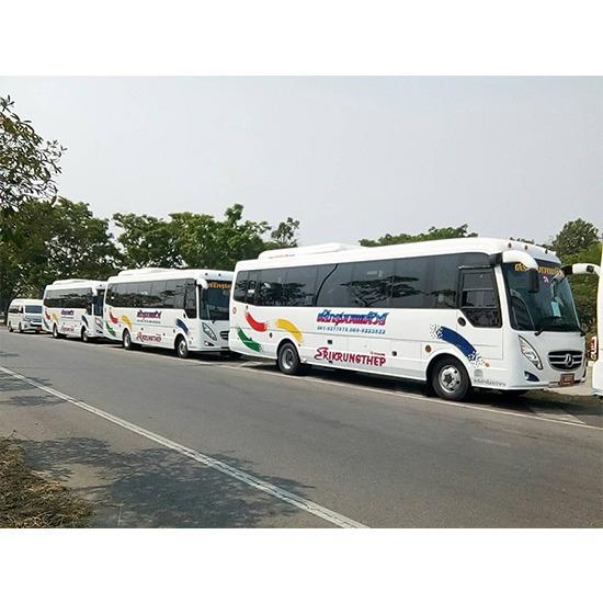 ให้เช่ารถบัสรับจ้างไม่ประจำทาง รถทัศนาจร  รถรับส่งพนักงาน  รถบัสปรับอากาศ  รถตู้  รถเช่า