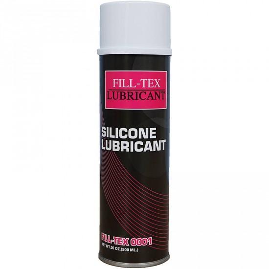 สเปรย์ซิลิโคนหล่อลื่น สเปรย์ซิลิโคนหล่อลื่น  น้ำมันหล่อลื่น  FILL - TEX  Silicone Spray  ALL PURPOSE SILICONE LUBE