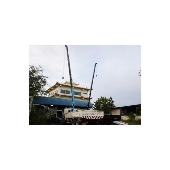 รถติดเครน - ห้างหุ้นส่วนจำกัด อามเซอร์วิส2007  - รถติดเครน