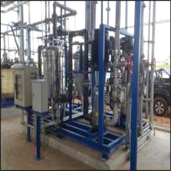 RO Highpressure Pump Unit - บริษัท ซิสเต็ม คอนโทรล เซอร์วิส จำกัด - RO Highpressure Pump Unit