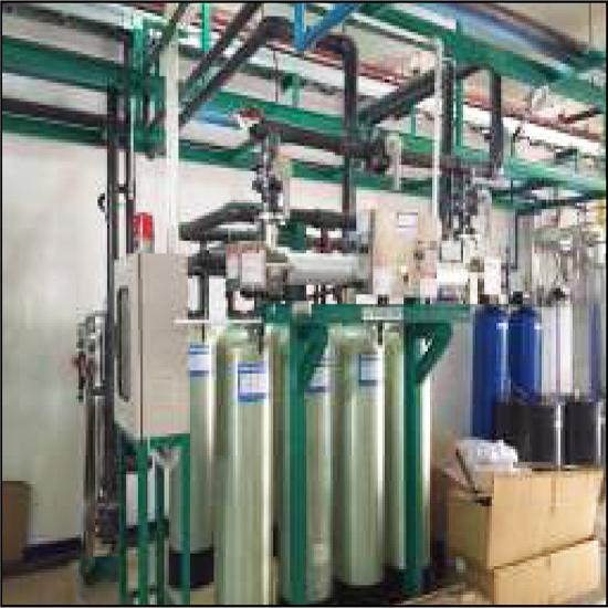 UDI Water System Cartridge Polisher - บริษัท ซิสเต็ม คอนโทรล เซอร์วิส จำกัด - UDI Water System Cartridge Polisher