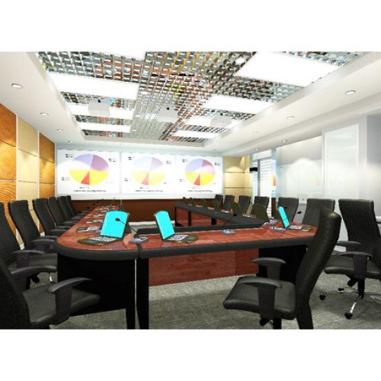 ออกแบบห้องประชุม 3D