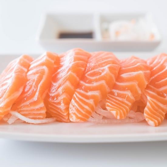 ปลาดิบญี่ปุ่นแช่แข็ง วัตถุดิบอาหารญี่ปุ่น วัตถุดิบซูชิ ข้าวปั้น หน้าซูชิ วาซาบิ อาหารญี่ปุ่นแช่แข็ง เครื่องปรุงอาหารญี่ปุ่น โชยุ