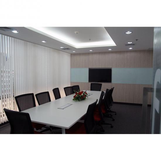 ตกแต่งภายใน ออฟฟิศ-เยสซ์ อินทีเรีย - ออกแบบตกแต่งห้องประชุม