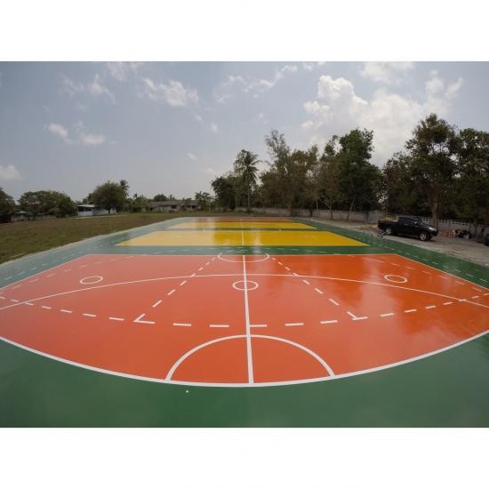 รับเหมาทำพื้นสนามกีฬา สนามกีฬา  สนามฟุตบอล