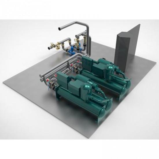ยงเจริญ แอร์ ซีสเท็ม เซอร์วิส บจก - รับติดตั้ง ระบบทำน้ำเย็นชนิดระบายความร้อนด้วยอากาศ ชลบุรี