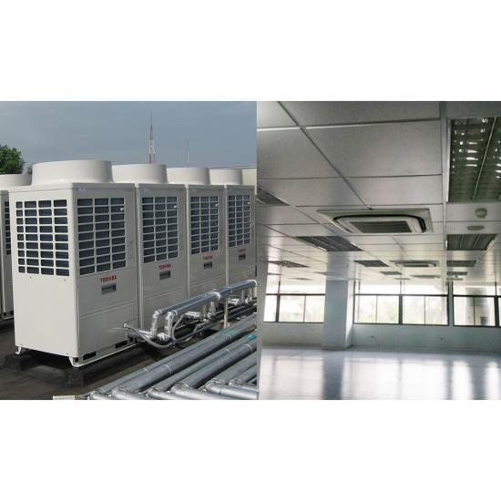 ระบบปรับอากาศแบบรวมศูนย์ ระบบปรับอากาศแบบรวมศูนย์  ระบบปรับอากาศ  แอร์ขนาดเล็ก  แอร์ขนาดใหญ่