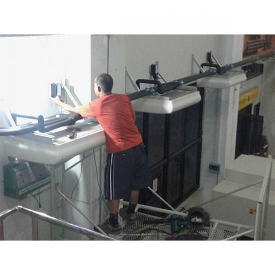 แอร์โรงงาน เชี่ยวชาญ อินเตอร์เนชั่นแนล - งาน MA บำรุงรักษาแอร์