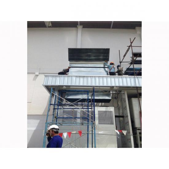 เค พี แอนด์ เจ เอ็นจิเนียริ่ง หจก - ติดตั้งระบายอากาศในโรงงาน ชลบุรี
