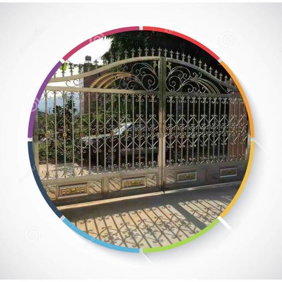 เหล็ดดัด สแตนเลสเพชรบุรี สมบูรณ์ การช่าง - ช่างทำประตูสแตนเลส เพชรบุรี
