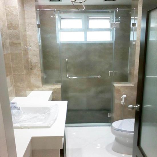 ติดตั้งฉากกั้นอาบน้ำ - บริษัท เอ โอ วาย เชาเวอร์ จำกัด - จำหน่ายติดตั้งฉากกั้นอาบน้ำ  ฉากกั้นอาบน้ำบานเปิดเปลือย  ฉากกั้นอาบน้ำ  ฉากกั้นอาบน้ำบานเลื่อนเปลือย  กั้นอาบน้ำบานเลื่อนมีเฟรม  บานโช๊คประตู  ติดตั้งฉากกั้นอาบน้ำ