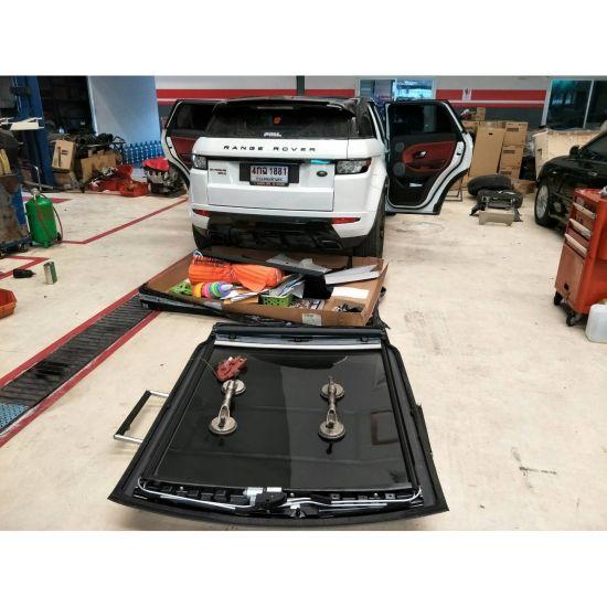 บริการซ่อมเลนส์กระจกแตก ซ่อมเลนส์กระจกรถ