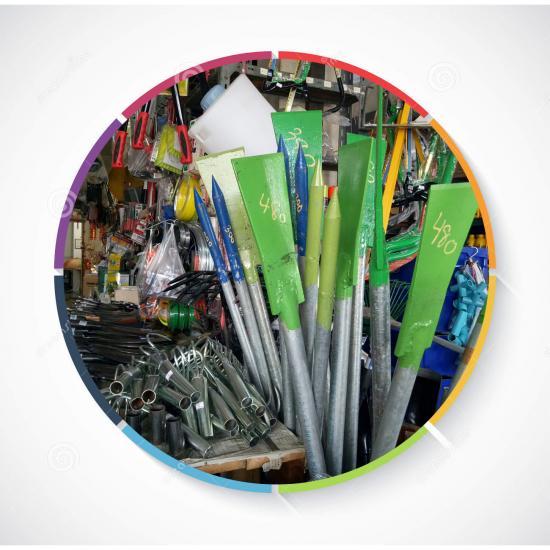 เครื่องมือช่าง อุปกรณ์การเกษตร เพชรบุรี บำรุงพานิช - ร้านขายเครื่องมือเกษตร เพชรบุรี