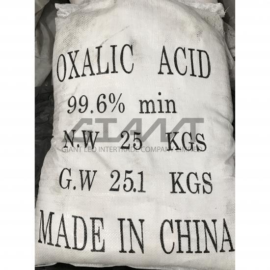 ไจแอนท์ ลีโอ อินเตอร์เทรด บจก - Oxalic Acid กรดออกซาลิก