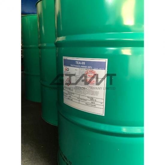 ไจแอนท์ ลีโอ อินเตอร์เทรด บจก - TEA 99% Triethanolamine ไตรเอทานอลเอมีน