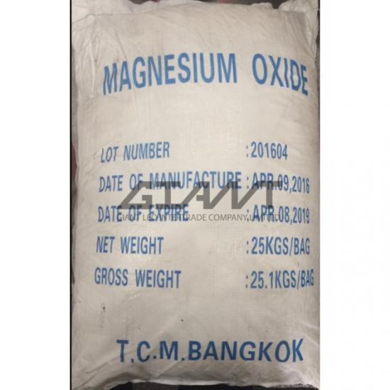 ไจแอนท์ ลีโอ อินเตอร์เทรด บจก - Magnesium Oxide