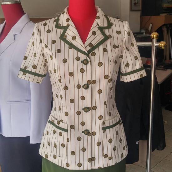 ร้านตัดเสื้อ ป๊อปดีไซน์ - ชุดยูนิฟอร์มสตรี