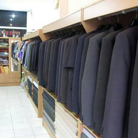 ร้านตัดเสื้อ ป๊อปดีไซน์ - ตัดชุดสูท