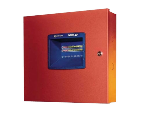 Conventional Fire Alarm Control Panels MS-2(E) - บริษัท ยู เอส มาร์เก็ตติ้ง จำกัด