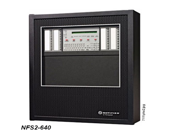 ตู้ควบคุม Fire alarm control panel Notifier NFS2-640 - บริษัท ยู เอส มาร์เก็ตติ้ง จำกัด