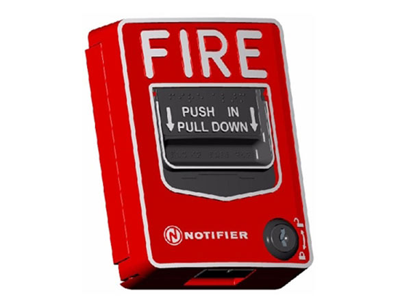 Manual pull station notifier - บริษัท ยู เอส มาร์เก็ตติ้ง จำกัด