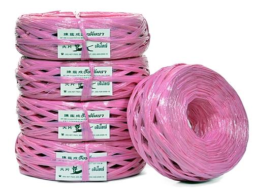 เชื่อกฟาง พลาสติก - ชัยพัฒนา โรงงานเชือก