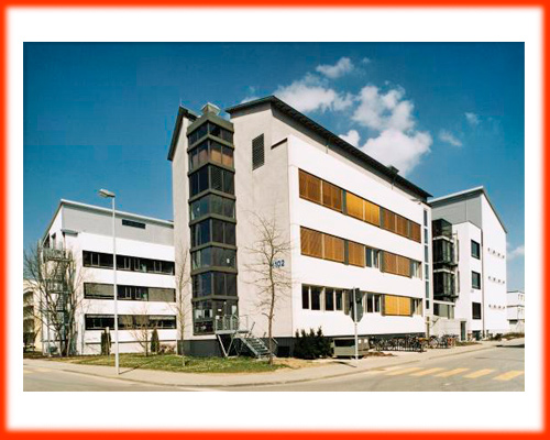 Analytics and Quality Assurance Building at Biberach, Germany