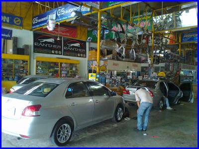 หนองประทีบประดับยนต์ เชียงใหม่ : ร้านประดับยนต์ เชียงใหม่