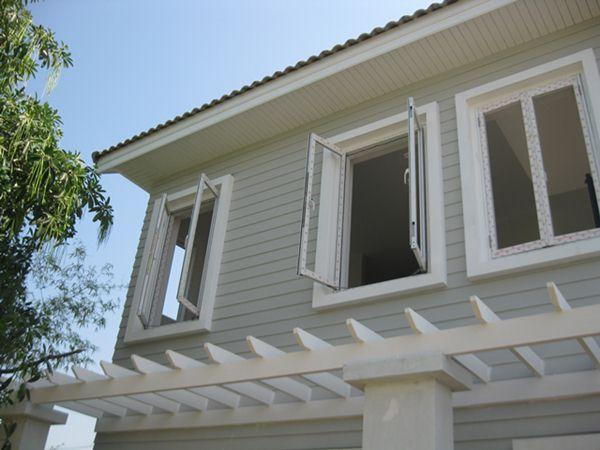 หน้าต่างบานเปิด