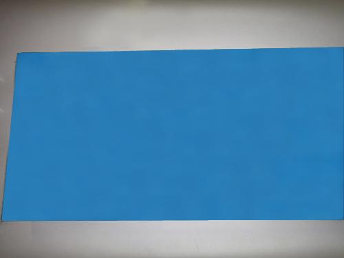คาสท์ไนล่อนสีฟ้าแผ่น