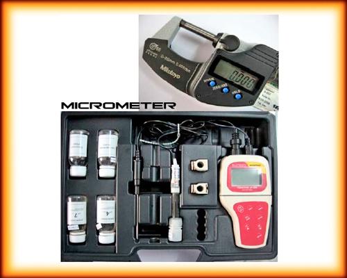 Micrometer - บริษัท ส เจริญ เพลทติ้ง จำกัด