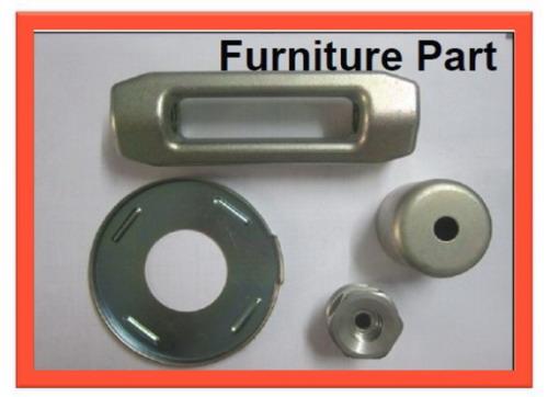 Fruniture Part - บริษัท ส เจริญ เพลทติ้ง จำกัด