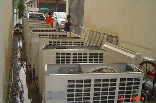 งาน Service & Clean - บริษัท ศิริทรัพย์ เจนเนอรัล จำกัด