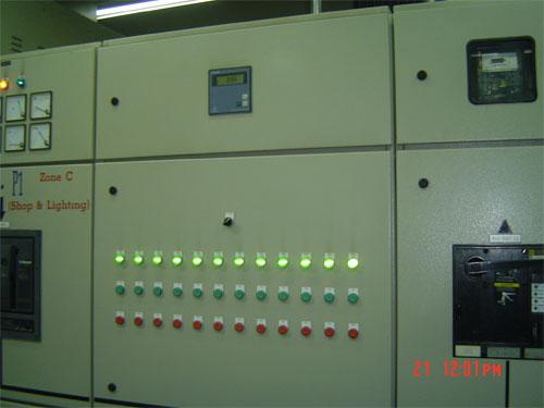 งานตู้ไฟฟ้า - บริษัท ศิริทรัพย์ เจนเนอรัล จำกัด