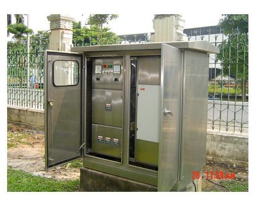 ตู้ไฟฟ้าสแตนเลส - บริษัท ศิริทรัพย์ เจนเนอรัล จำกัด