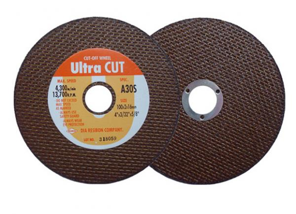 Cut-Off Wheel