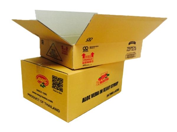 รับจ้างผลิตกล่องกระดาษลูกฟูก กล่องกระดาษ ลังกระดาษ - บริษัท ทรงโสภาบรรจุภัณฑ์ จำกัด