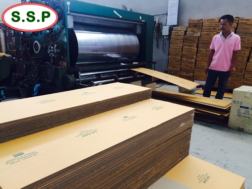 โรงงานผลิตกล่องกระดาษ - บริษัท ทรงโสภาบรรจุภัณฑ์ จำกัด