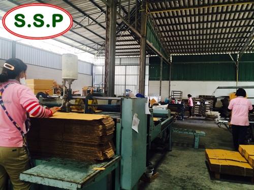 โรงงานผลิตกล่องกระดาษลูกฟูก - บริษัท ทรงโสภาบรรจุภัณฑ์ จำกัด