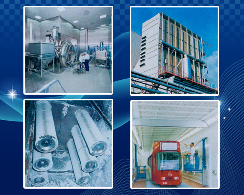 Freudenberg-Your globally expert partner for air filtration and dust removal