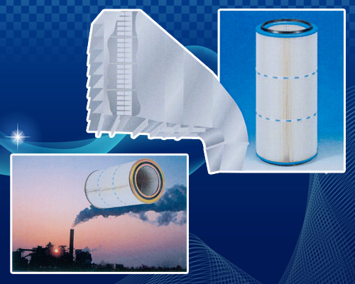 Viledon filter cartridges Round and sound and versatile
