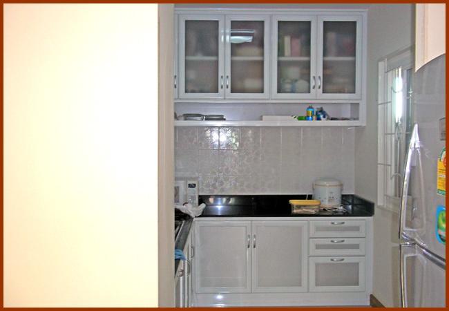 ตู้ พร้อม ชุดซิงค์ล้างจาน - พรประเสริฐ อลูมิเนียม