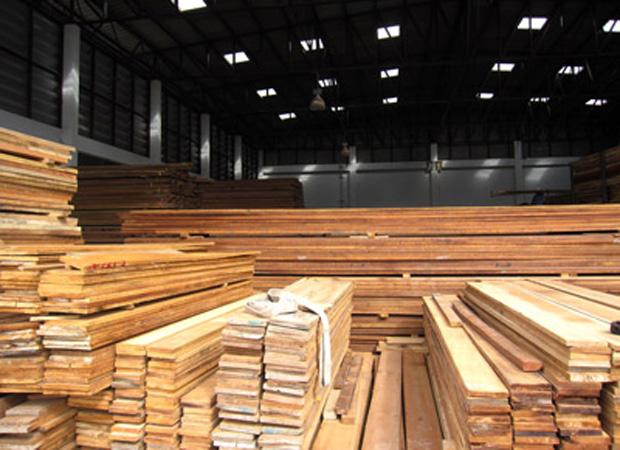 ไม้แปรรูป - บริษัท วังไม้ภูเก็ต จำกัด