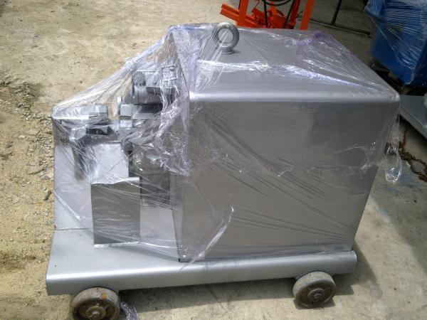เครื่องตัดนิมุด 32 มม [มือสอง] - บริษัท โกมล เอ็นจิเนียริ่ง จำกัด