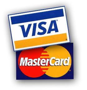 ยินดีรับบัตรเครดิต