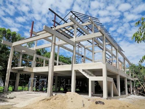 โครงสร้างอาคารสำเร็จรูป