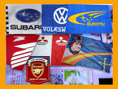 โรงงานผลิตธง,ธงผ้าผืน